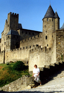 Cite in Carcassonne